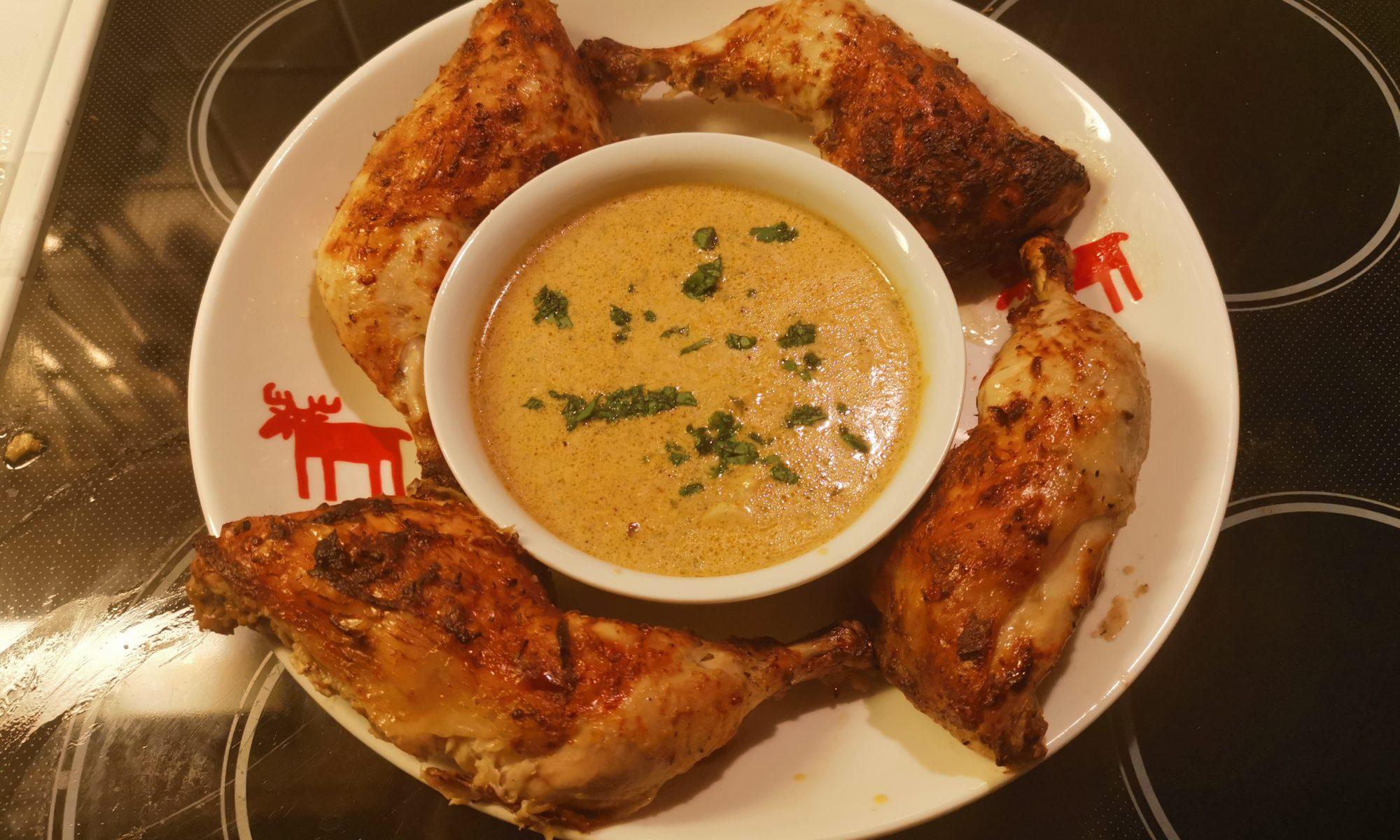 Titelbild Chicken Tikka Marsalla